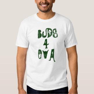 BUDS dog tag shopping T-shirt