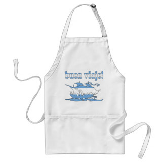 Buen Viaje - Good Trip in Argentine - Vacations Standard Apron