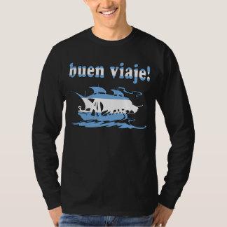 Buen Viaje - Good Trip in Argentine - Vacations T-shirt