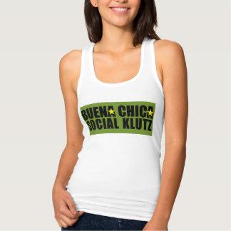 Buena Chica Social Klutz Tank Top