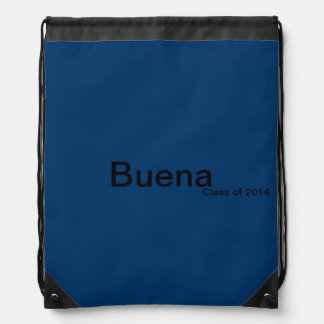 Buena Class of 2014 Drawstring Backpack