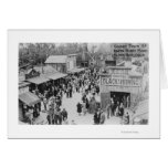 Buena Park, California Knotts Berry Place Ghost Card