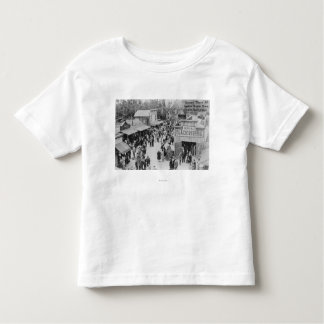Buena Park, California Knotts Berry Place Ghost Toddler T-Shirt