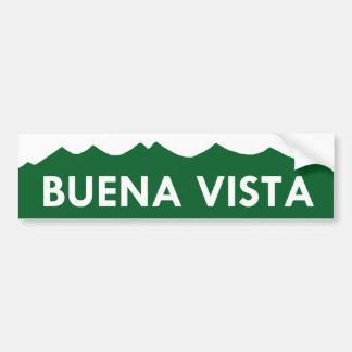 Buena Vista Colorado Bumper Sticker