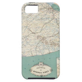 Buenos Aires, Argentina iPhone 5 Cover