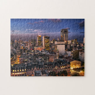 Buenos Aires Desde La Legislatura V Jigsaw Puzzle