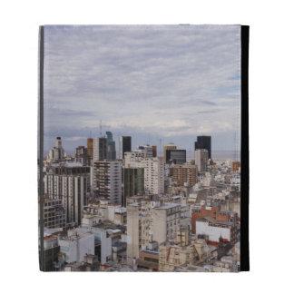 Buenos Aires Skyline 2 iPad Folio Covers