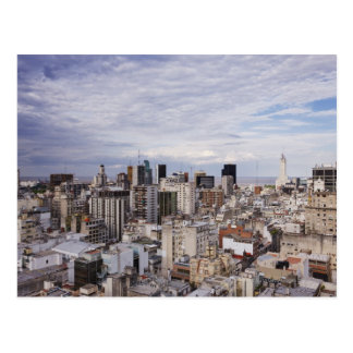 Buenos Aires Skyline 2 Post Card