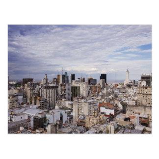 Buenos Aires Skyline 2 Post Card