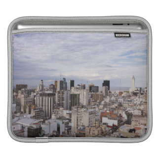 Buenos Aires Skyline 2 Sleeve For iPads