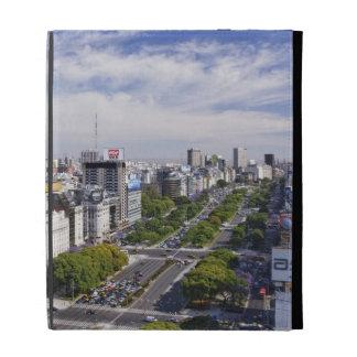 Buenos Aires Skyline iPad Folio Cover
