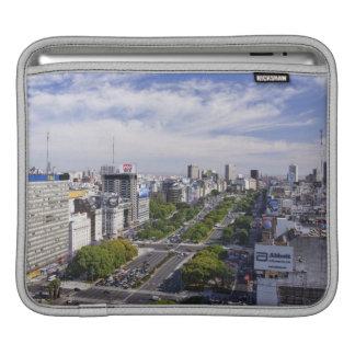 Buenos Aires Skyline iPad Sleeve