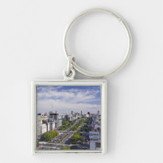 Buenos Aires Skyline Key Ring