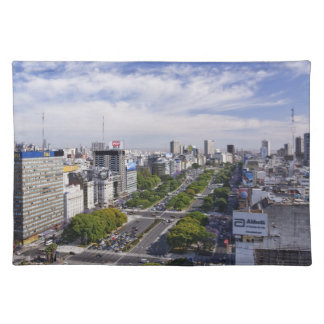 Buenos Aires Skyline Placemat