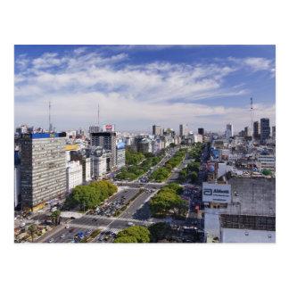 Buenos Aires Skyline Postcards