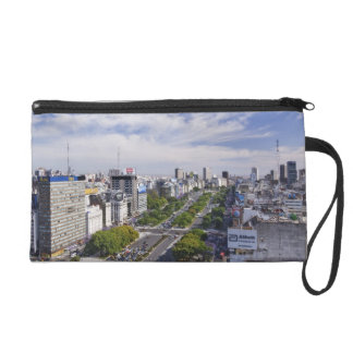 Buenos Aires Skyline Wristlet