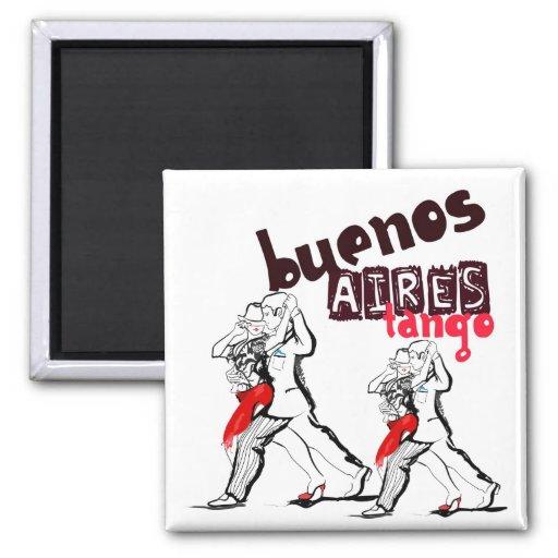 Buenos Aires Tango Magnet