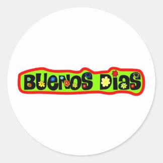 buenos slides stickers