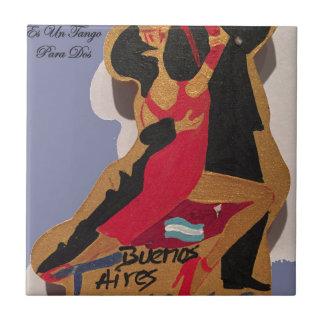 BuenosAires_Tango_Poem Tile