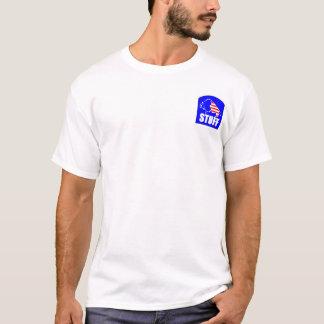 Buff For President T-Shirt