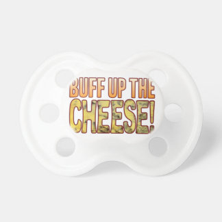 Buff Up The Blue Cheese Dummy