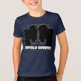 Buffalo Animal Designer Kids Shirt Clothing Sale