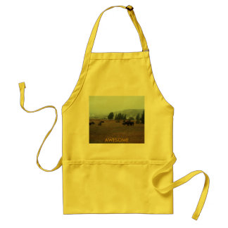 Buffalo Awesome Apron