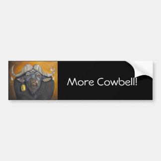 Buffalo Bells Bumper Sticker