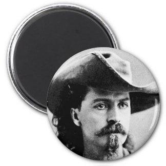 Buffalo Bill Cody Western Scout Wild West Showman Fridge Magnets