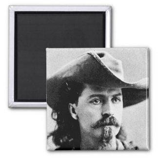 Buffalo Bill Cody Western Scout Wild West Showman Magnet