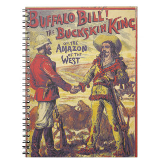 Buffalo Bill Notebook