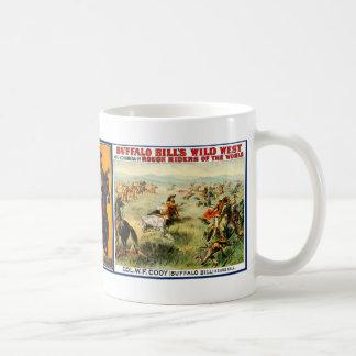 BUFFALO BILL & PAWNEE BILL COFFEE MUG