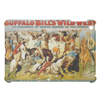 Buffalo Bill s Wild West Show iPad Mini Covers