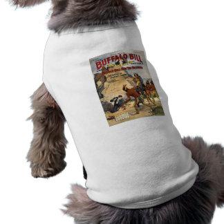 Buffalo Bill Stories 1910 Sleeveless Dog Shirt