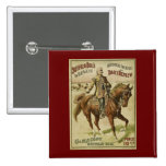 Buffalo Bill Wild West Daily Shows Pin