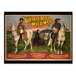 Buffalo Bill's Wild West Cowboys Poster Postcards