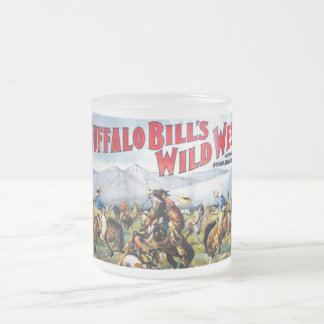 Buffalo Bill's Wild West Mug