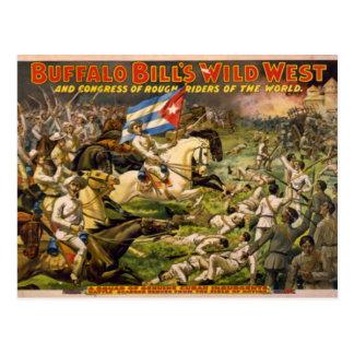 Buffalo Bill's Wild West Post Card