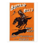 Buffalo Bill's Wild West Postcard