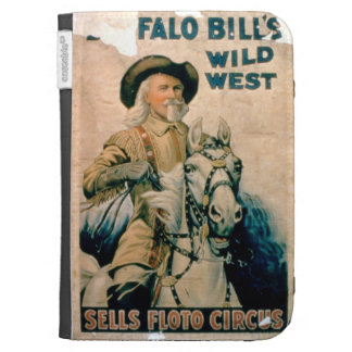 'Buffalo Bill's Wild West', Sells Floto Circus (co Kindle Keyboard Cases