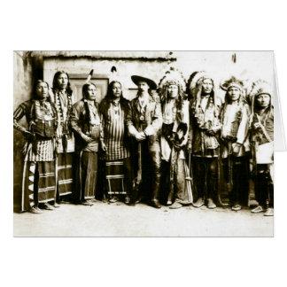 Buffalo Bill's Wild West Show Cards
