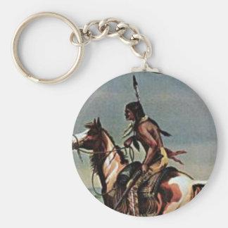 Buffalo Bills Wild West Show Key Ring