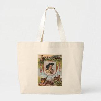 Buffalo BillsWild West Show 1893 Vintage Ad Bags
