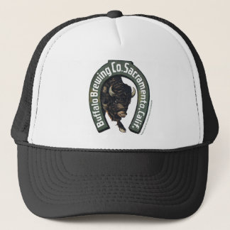 Buffalo Brewing Company, Sacramento, CA Trucker Hat