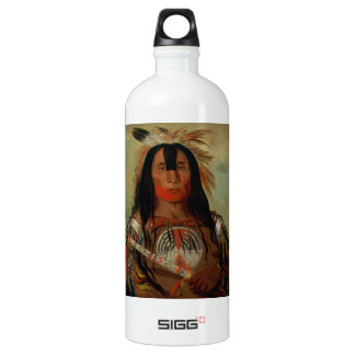 Buffalo Bull's Back Fat Head Chief Blood Tribe SIGG Traveller 1.0L Water Bottle