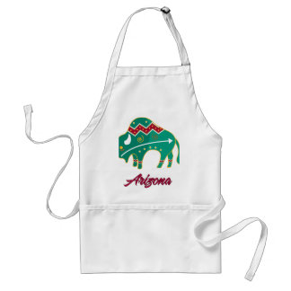 Buffalo Clan Arizona Standard Apron