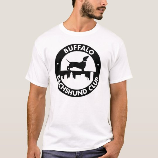 Buffalo Dachshund Club Mens Traditional Tshirt