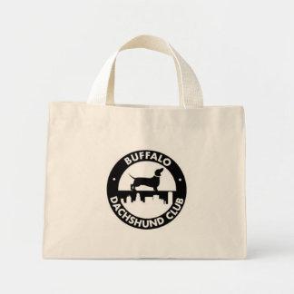 Buffalo Dachshund Club tote bag