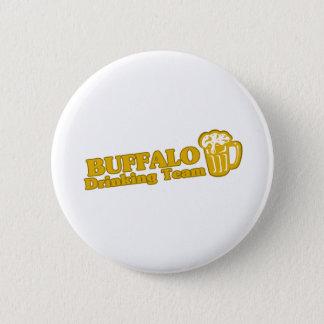 Buffalo Drinking Team tee shirts 6 Cm Round Badge