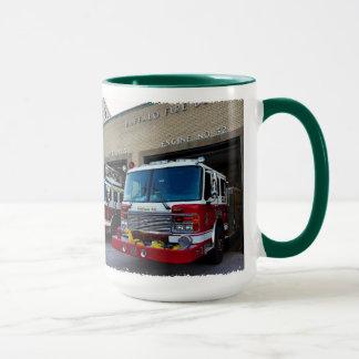 Buffalo Fire Engine 32/Ladder 5 Mug